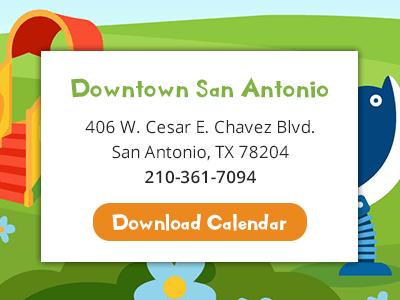 Summer Camp Downtown San Antonio